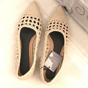 Zara Pointed Flat